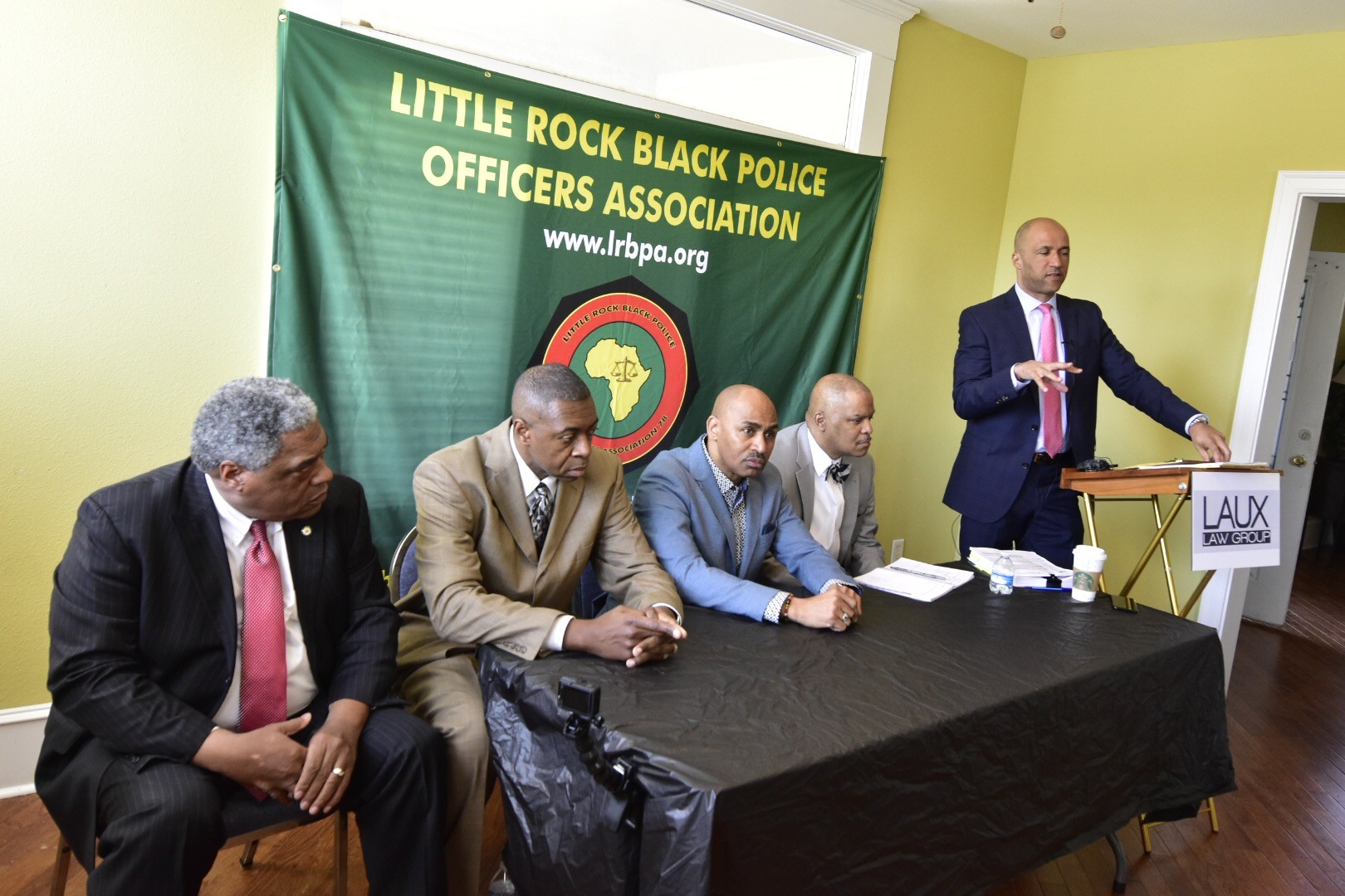 City settles federal discrimination lawsuit filed by black LRPD officers